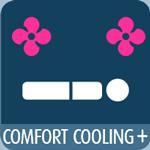 Comfort Cooling +