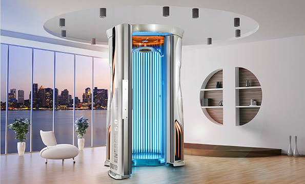 KBL megaSun Tower pureEnergy 5.0 offen